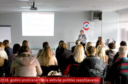 UOSIKAŽU sudjelovala na predavanju Centra za informiranje i savjetovanje u karijeri (CISOK)