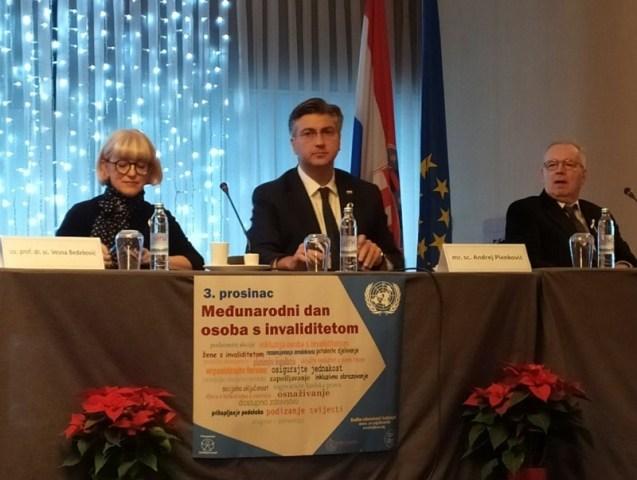 Svečano obilježen Međunarodni dan osoba s invaliditetom
